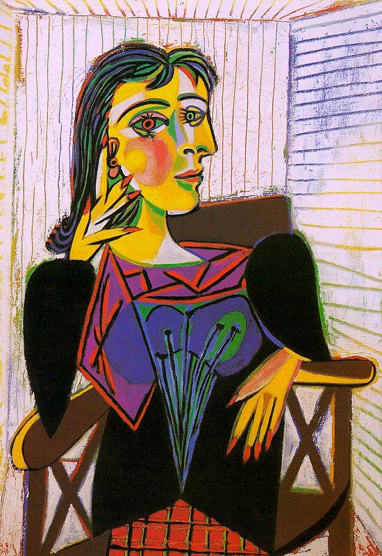 毕加索的作品