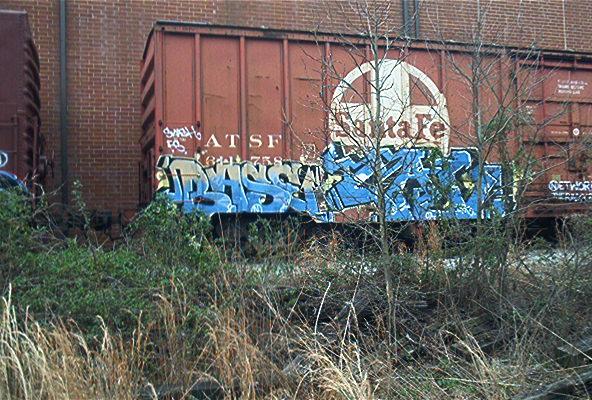 Cavs >> Art Crimes: Base